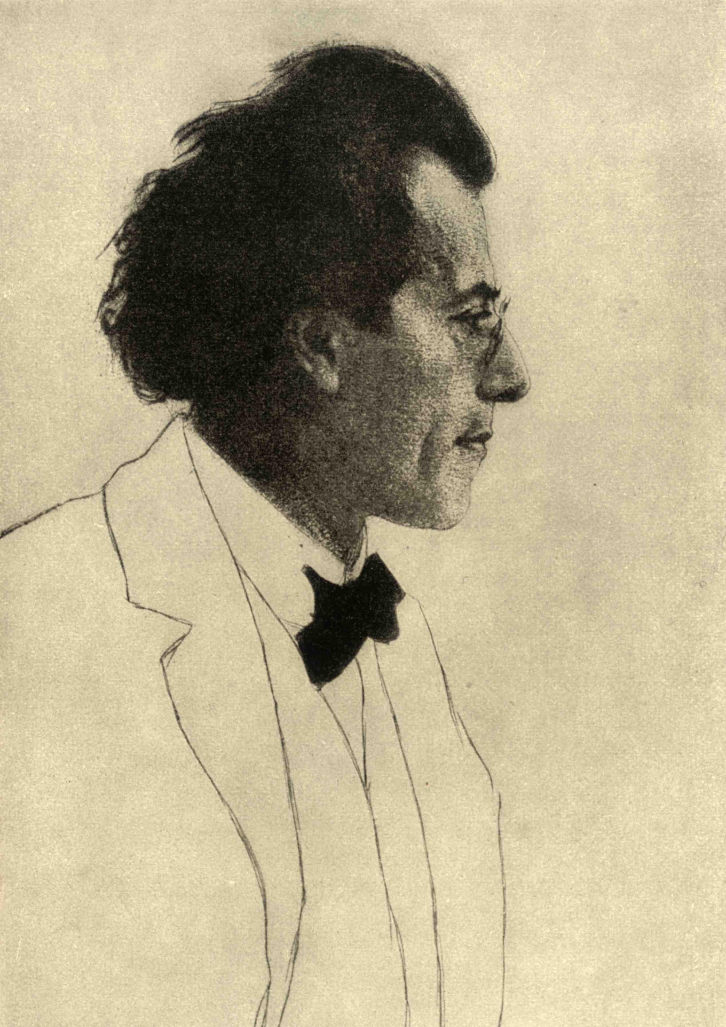 The Mahler symphonies: What's in a name?