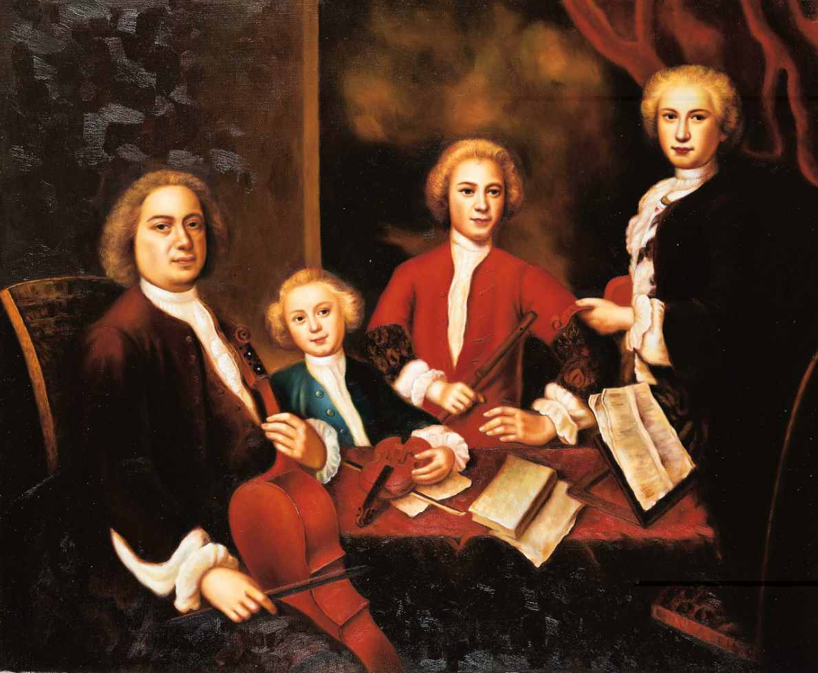 an introduction to the family of musicians of johann sebastian bach Note: citations are based on reference standards however, formatting rules can vary widely between applications and fields of interest or study the specific requirements or preferences of your reviewing publisher, classroom teacher, institution or organization should be applied.