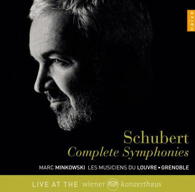 Schubert: Complete Symphonies (Minkowski)