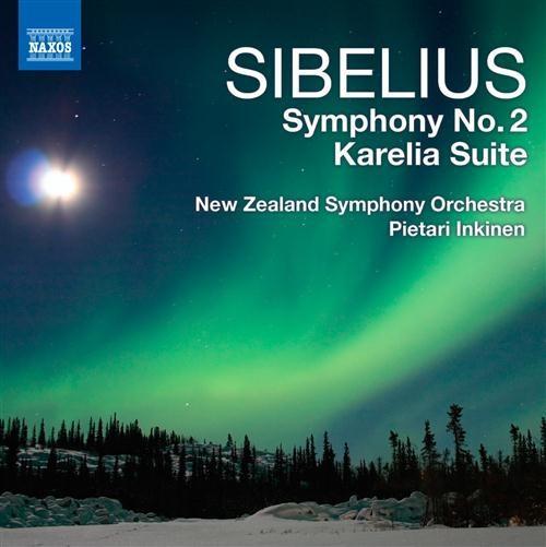 54 Best Meteorite Images On Pinterest: Sibelius: Symphonies (New Zealand SO/Inkinen)