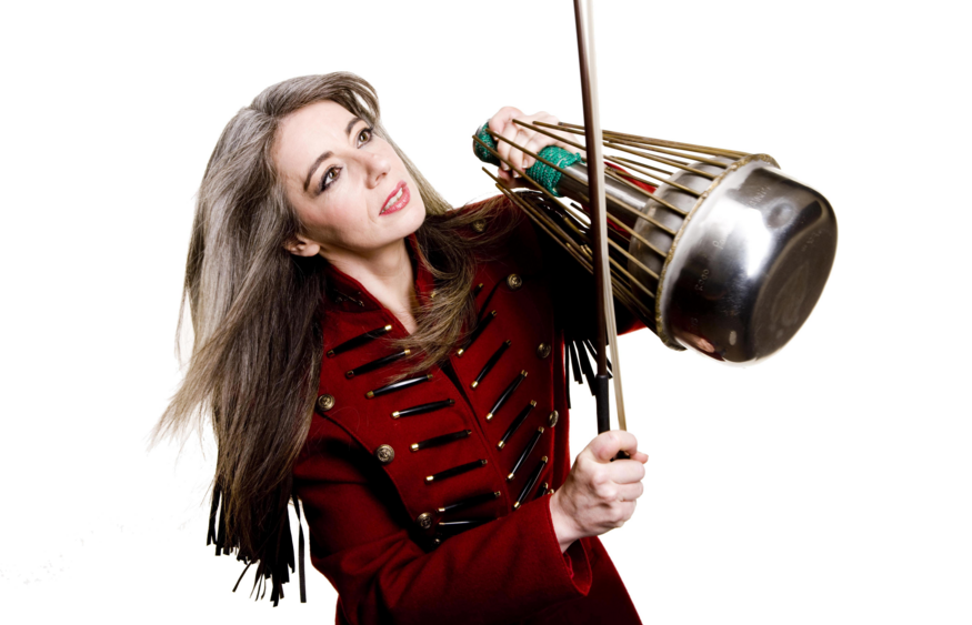 Percussionist in Chief: Dame Evelyn Glennie - Limelight