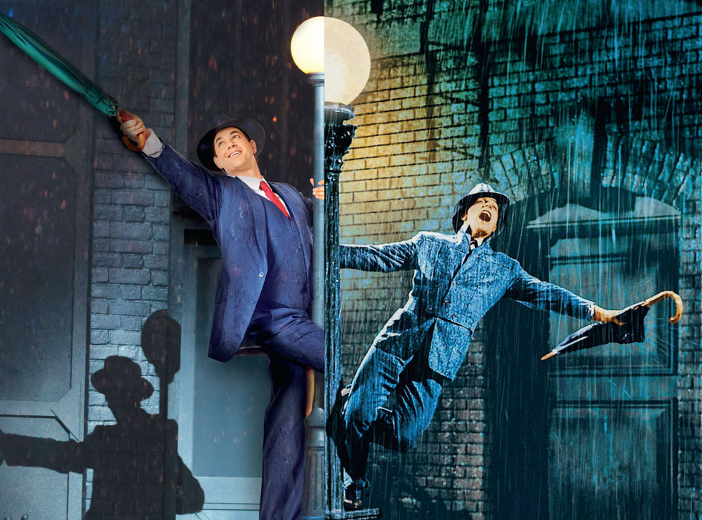 singing in the rain film analysis