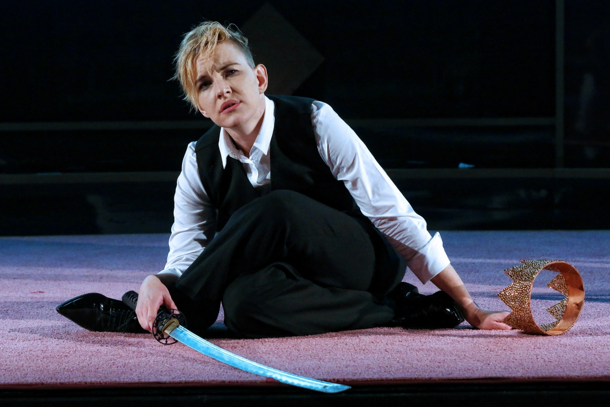 Live Reviews, Top Ten, Kate Mulvany, Richard 3