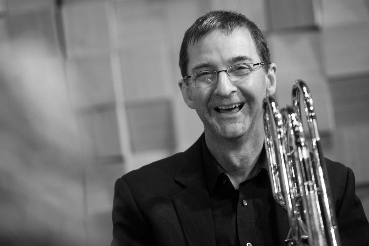 Rob Clarke, Principal Bass Trombone, Tasmanian Symphony Orchestra