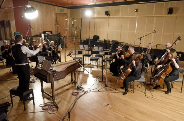 Chris Roe and the Royal Philharmonic Orchestra