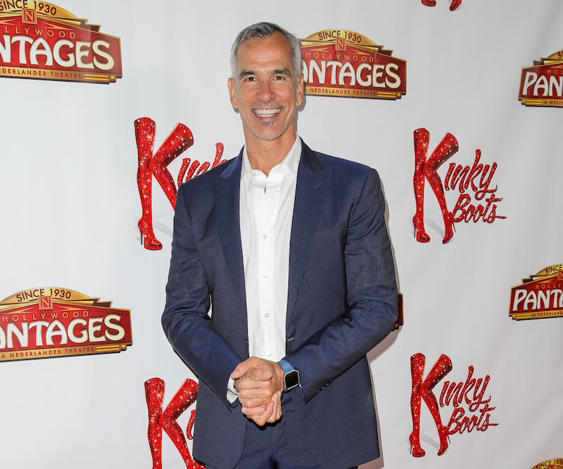 Kinky Boots, Jerry Mitchell