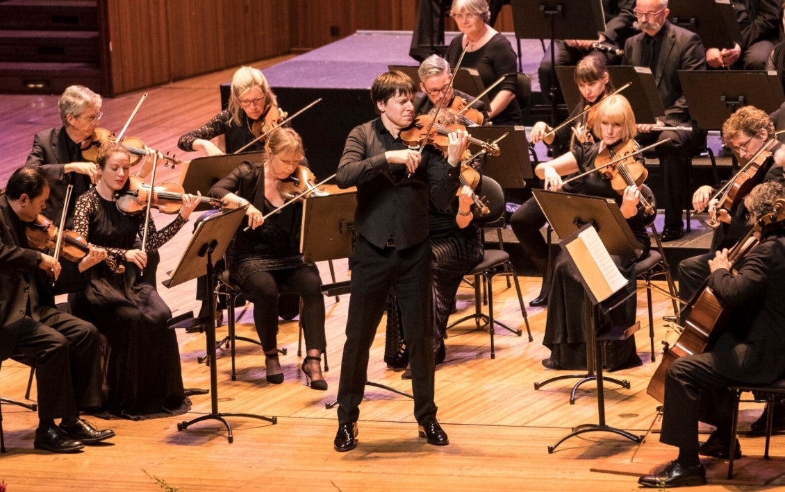 Joshua Bell and Academy of St Martin in the Fields
