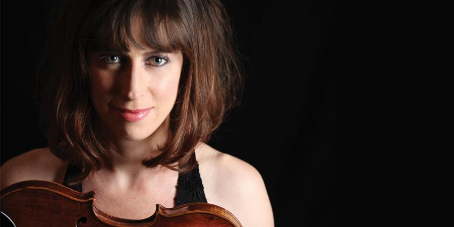 Director of Bach Akademie Australia Madeleine Easton
