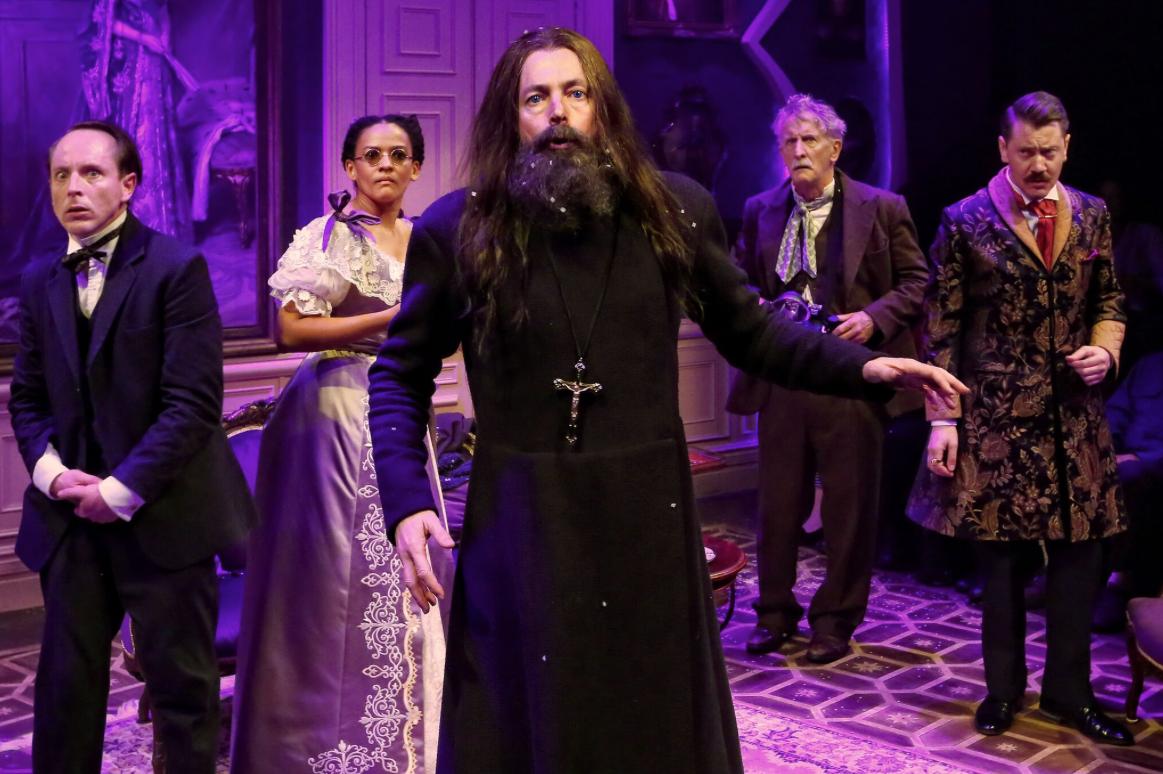 Kate Mulvany's The Rasputin Affair at the Ensemble Theatre