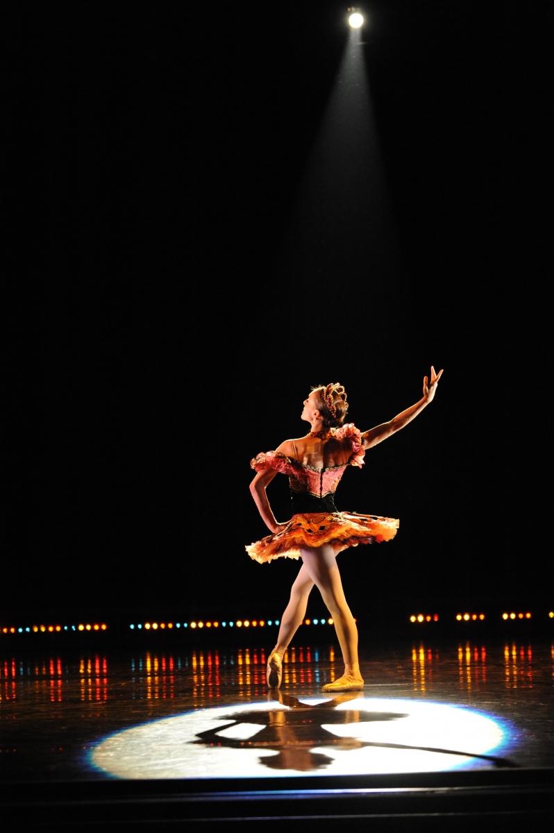 Australian Ballet, The Nutcracker, Leanne Stojmenov