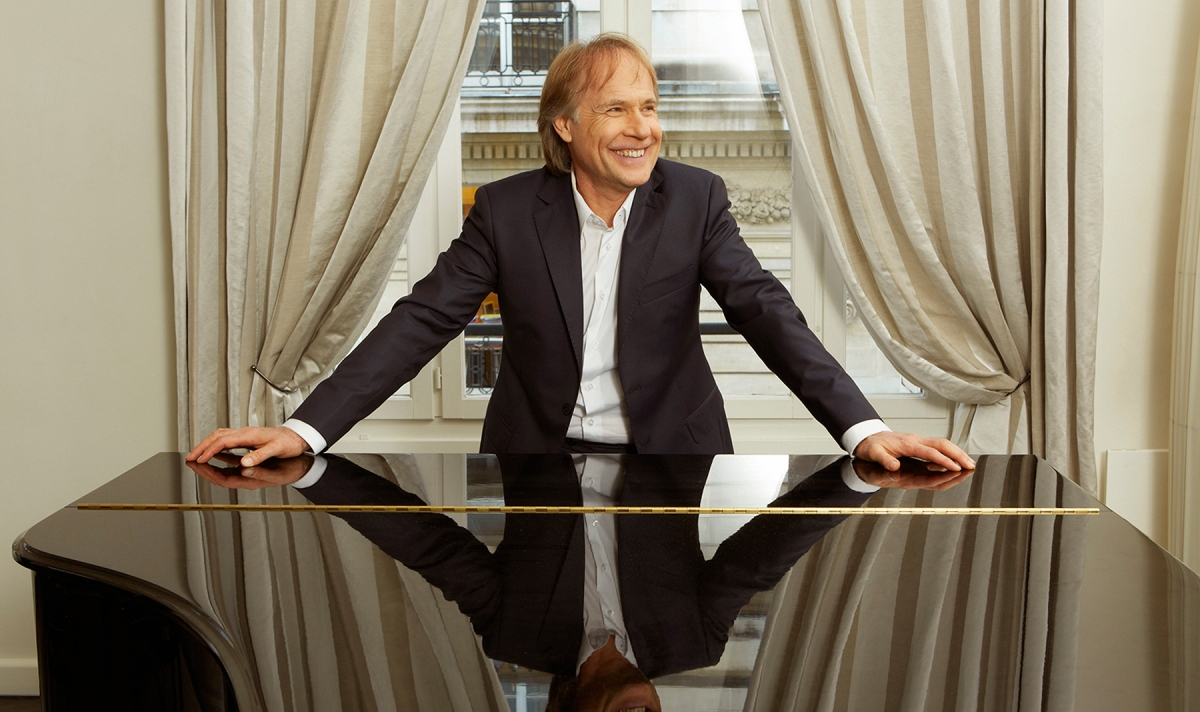Richard Clayderman, pianist