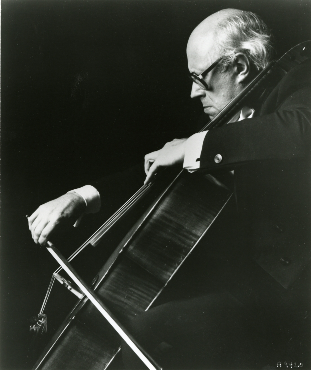 Mstislav Rostropovich: Cellist of the Century