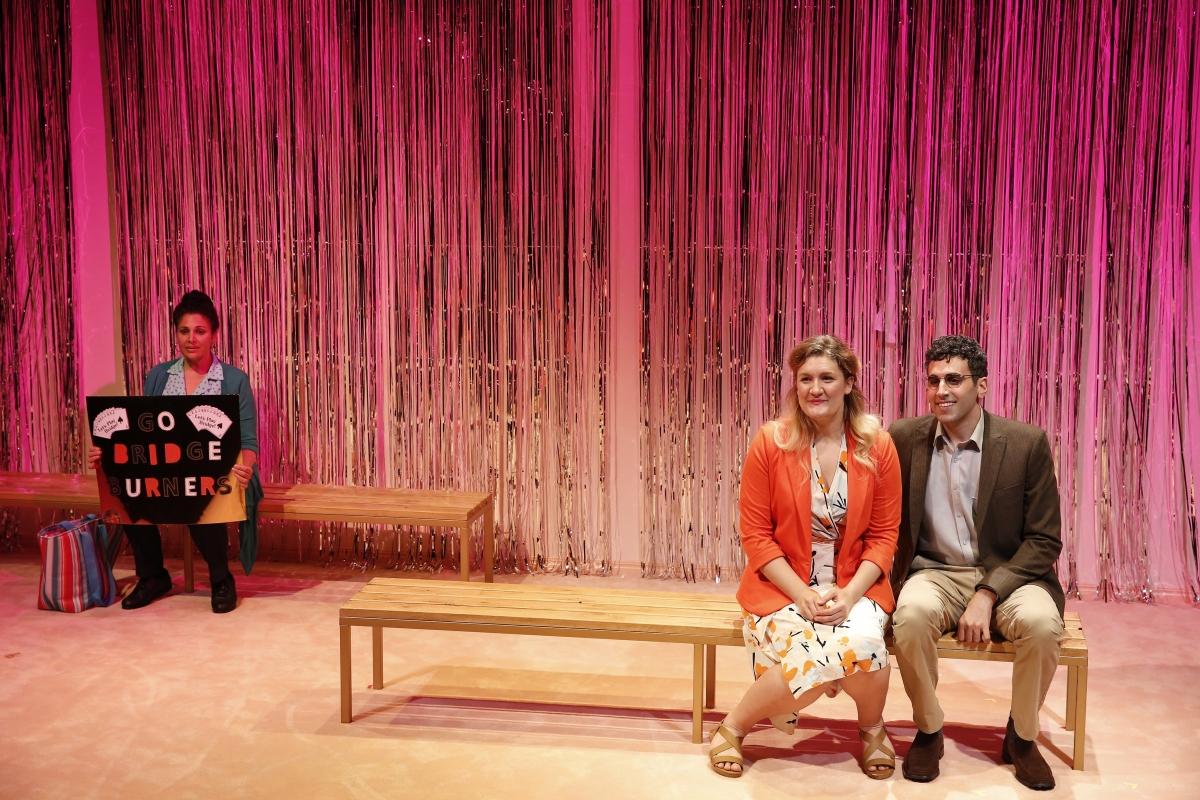 Minnie & Liraz, Melbourne Theatre Company