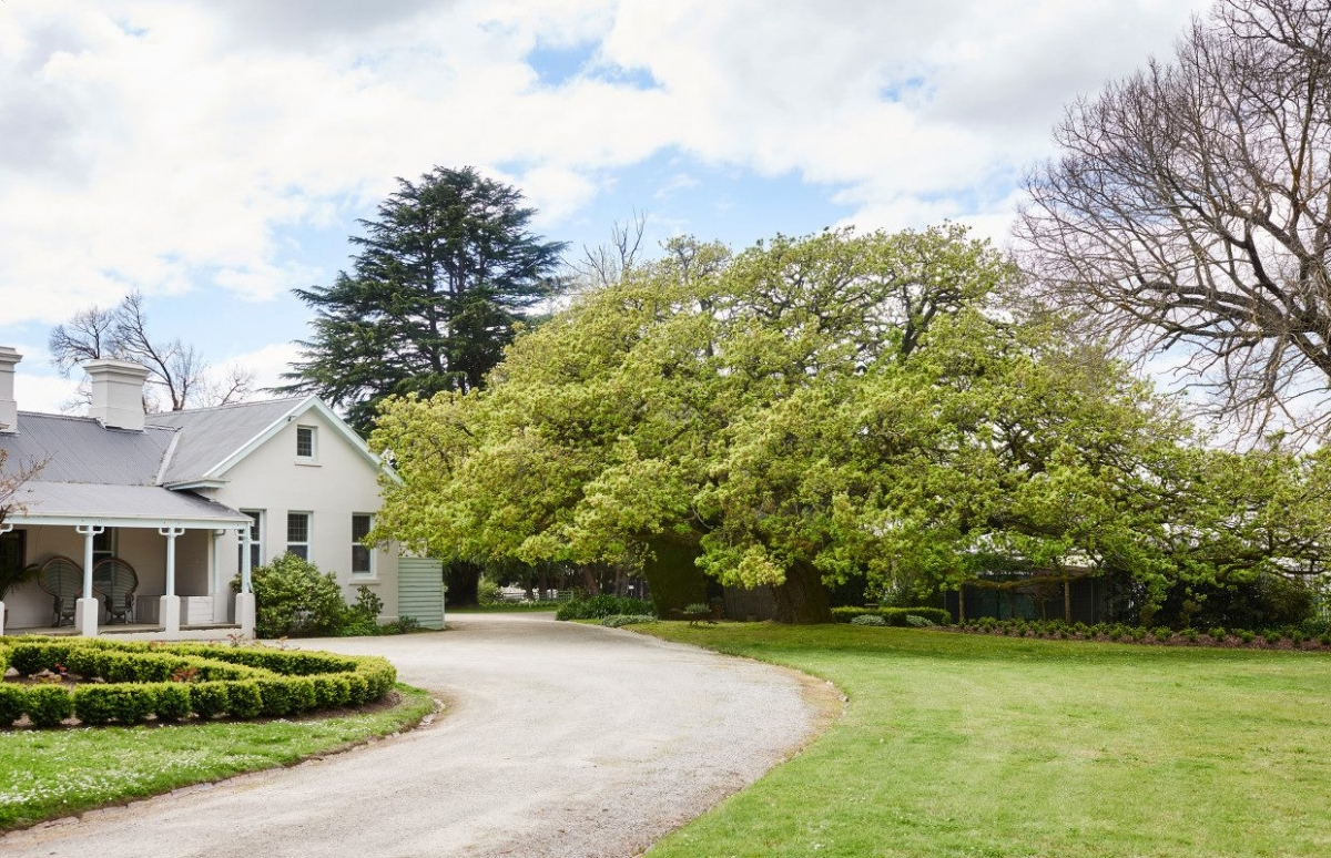Nellie Melba's Country Home