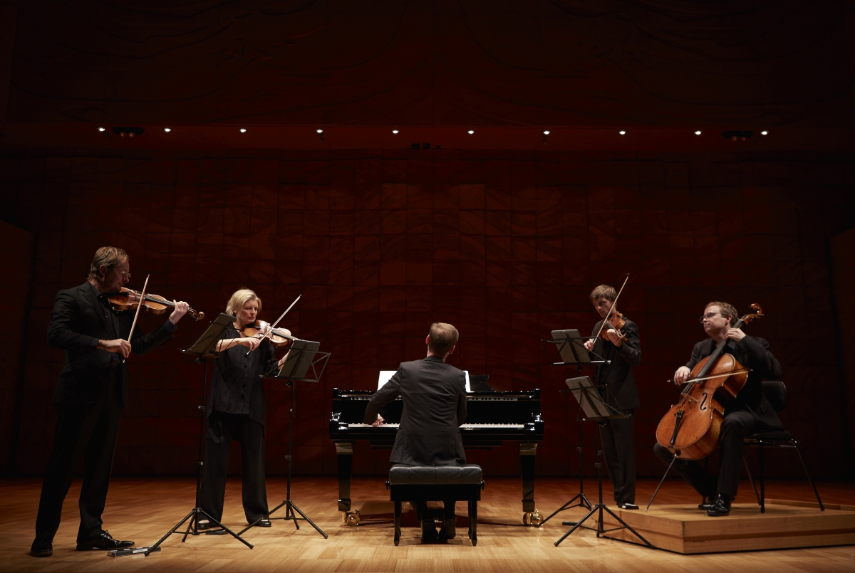 Review intimate mozart australian chamber orchestra for Chambre orchestra
