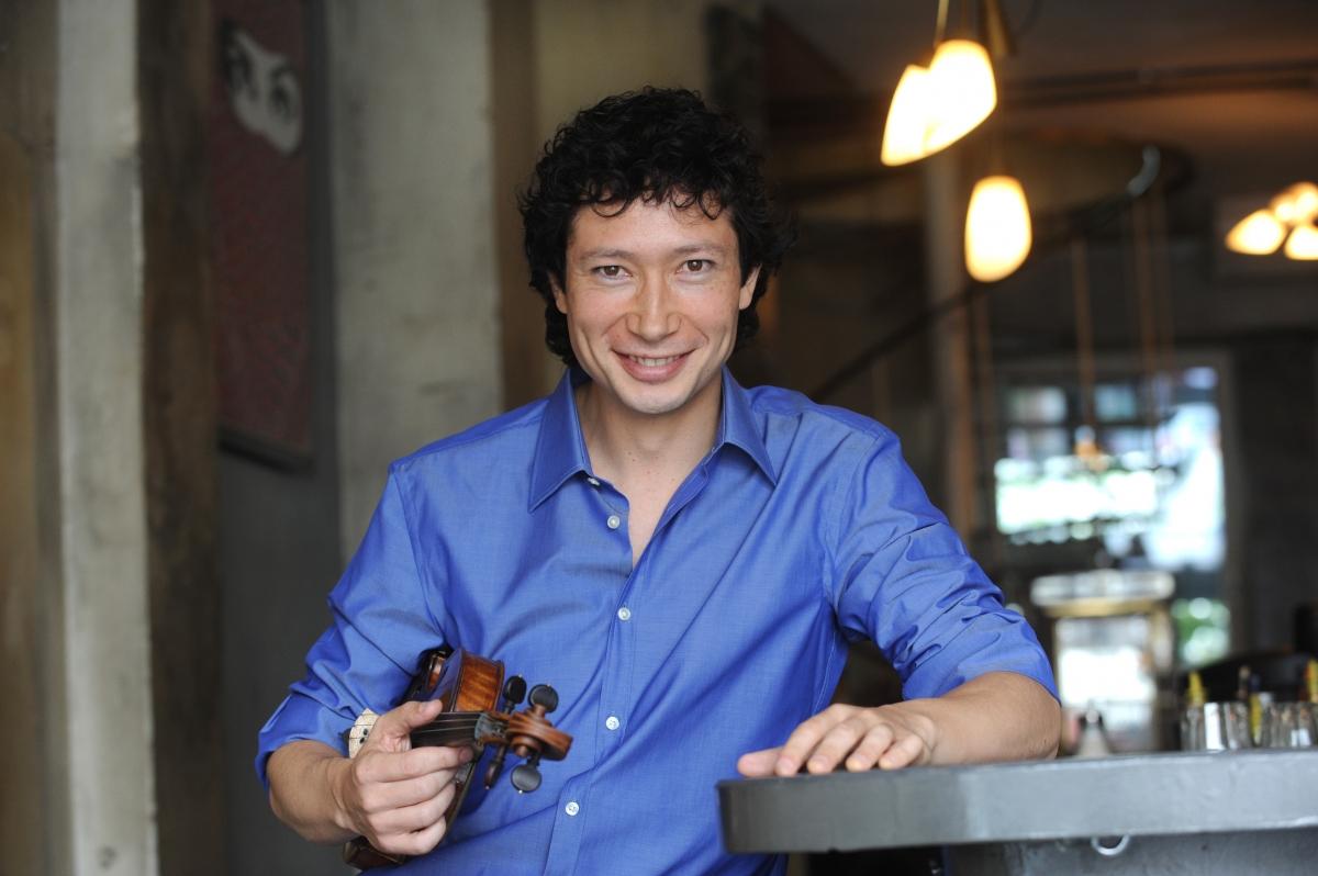 Daniel Dodds, Australian World Orchestra, Chamber 8