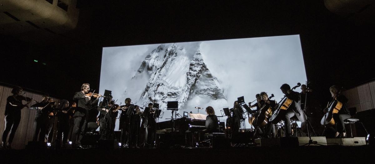 Mountain, Australian Chamber Orchestra