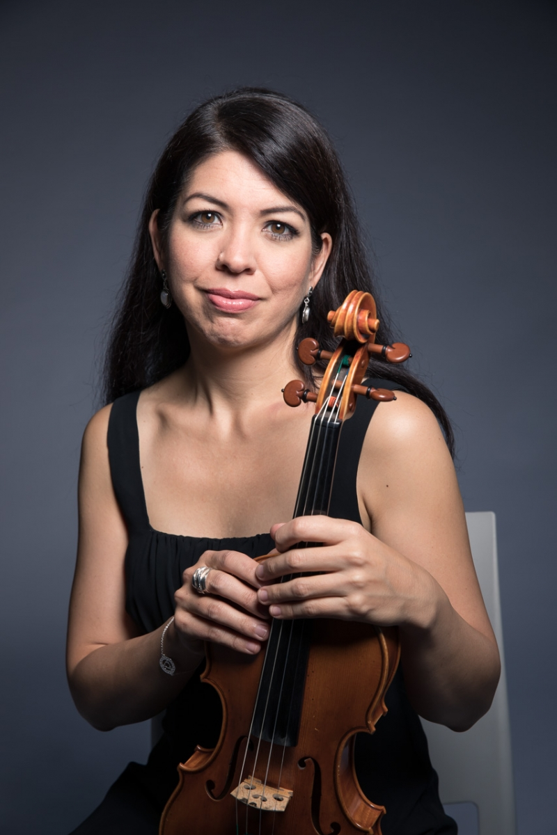 Natalie Chee, Chamber 8, Australian World Orchestra