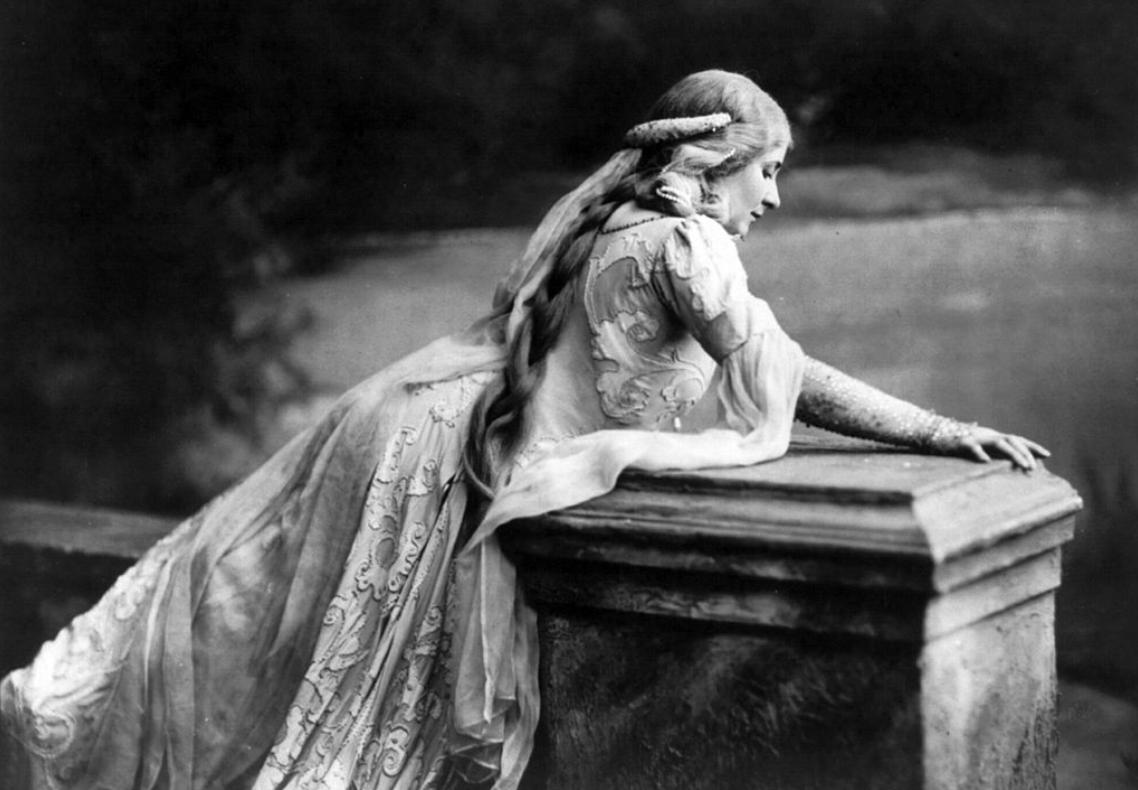 Mary Gaden, Mélisande, Debussy