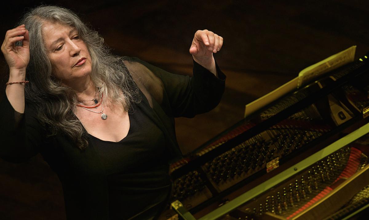Martha Argerich, Pianist