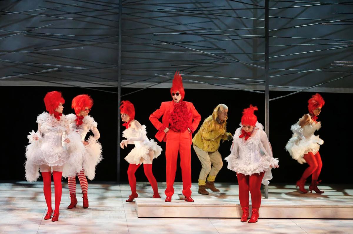 Cunning Little Vixen, Victorian Opera