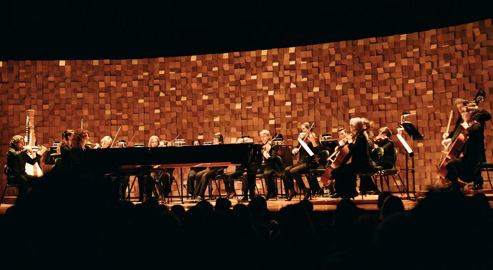 Tasmanian Symphony Orchestra, Silence, Dark Mofo