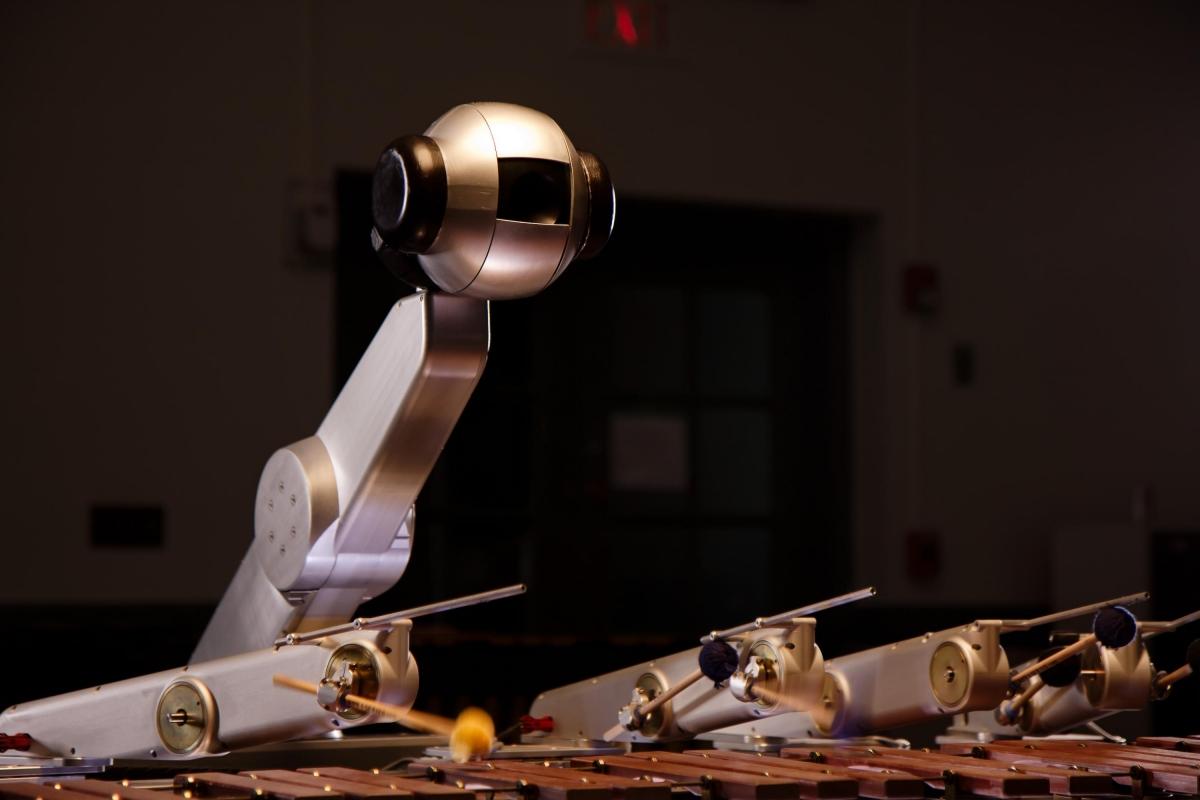 Shimon, Composer, Robot, Marimba