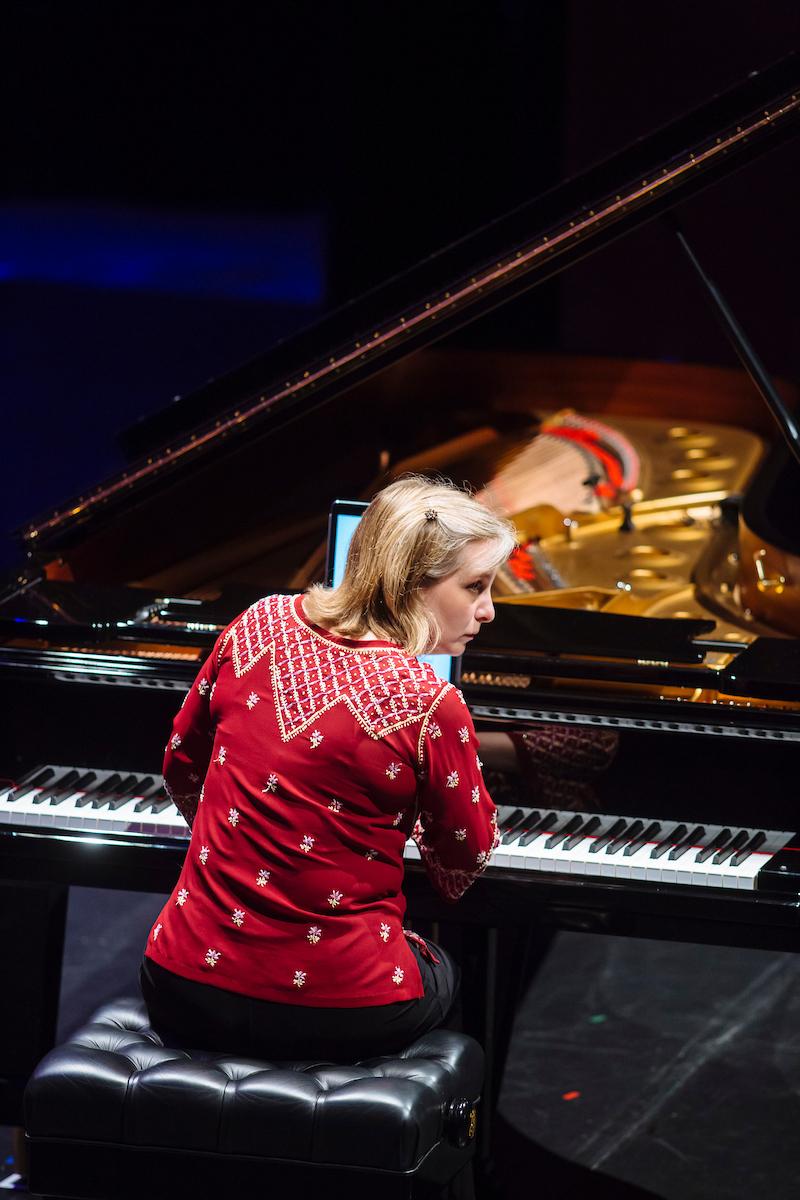 Orli Shaham at the Australian Festival of Chamber Music