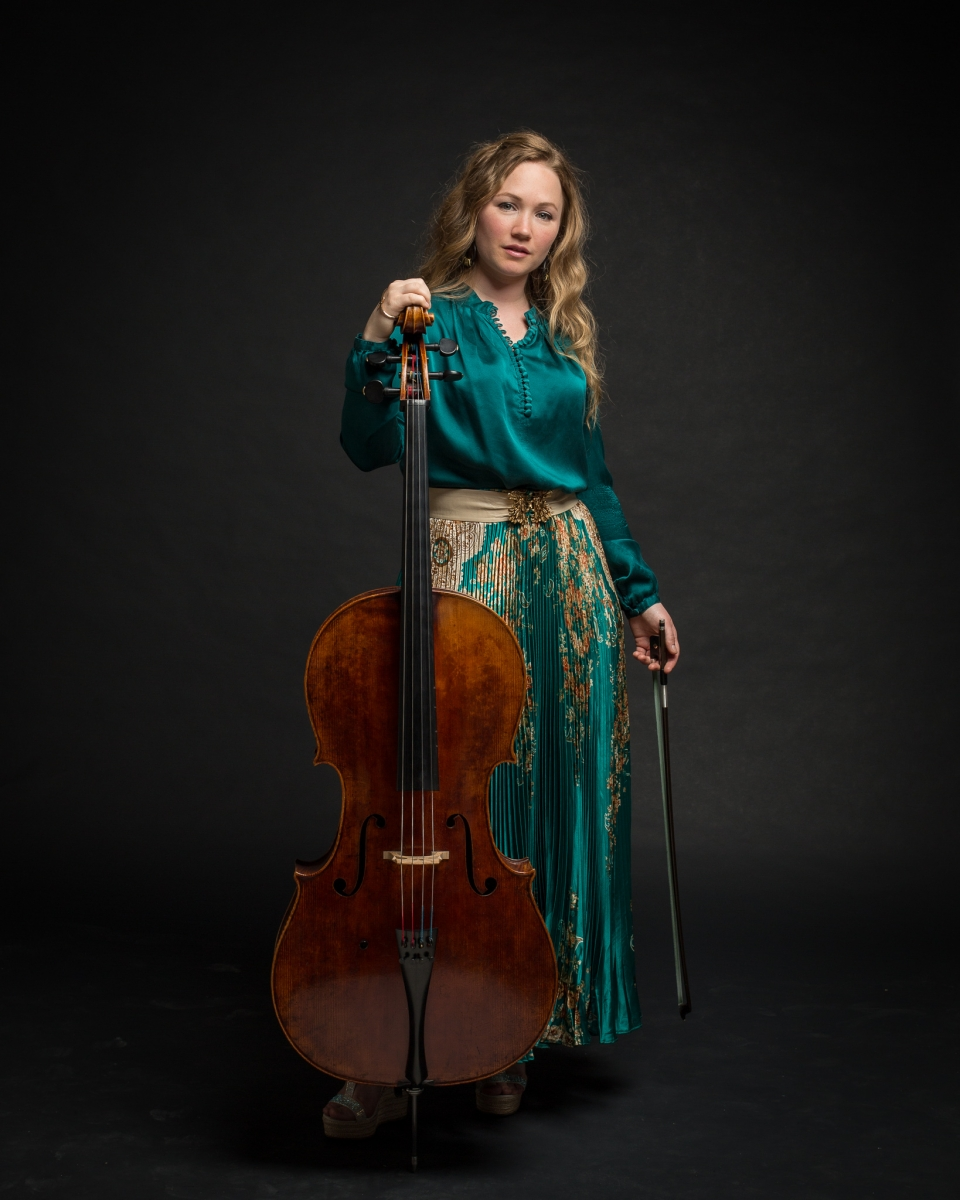 Ashley Bathgate cello