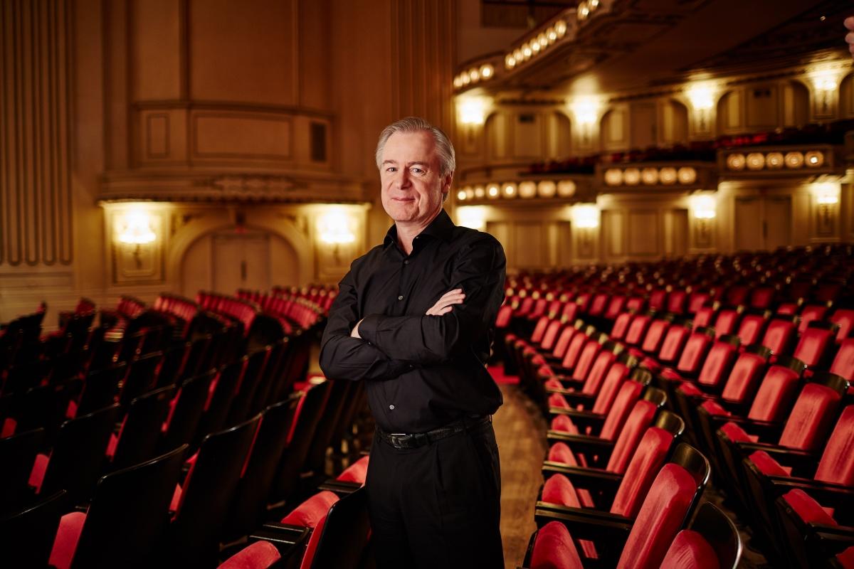 David Robertson, conductor