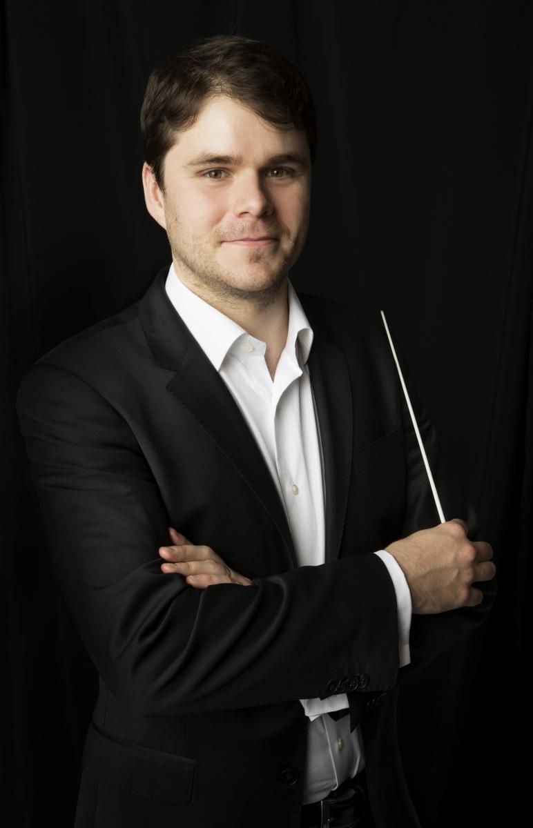 Conductor Nicholas Carter