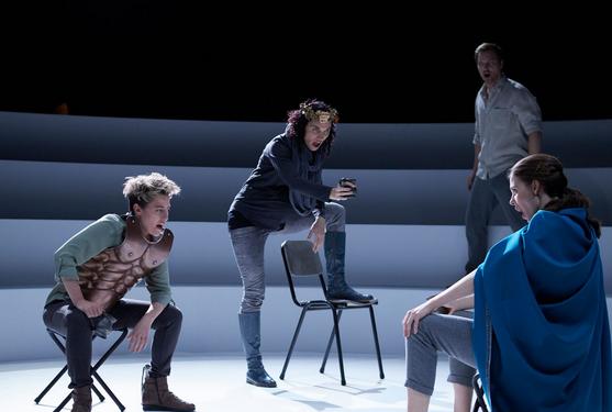 rape of lucretia, sydney chamber opera
