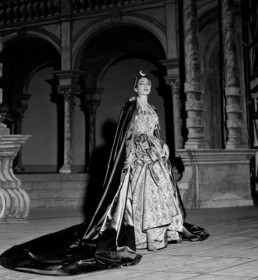Meet Maria Callas