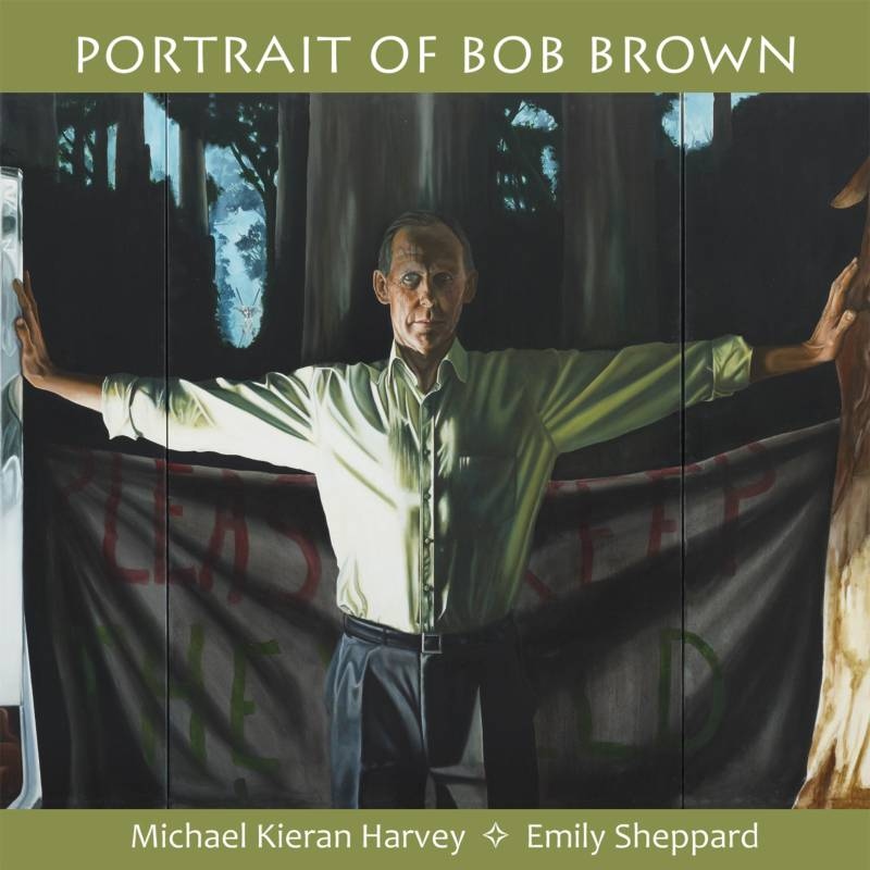 Portrait of Bob Brown