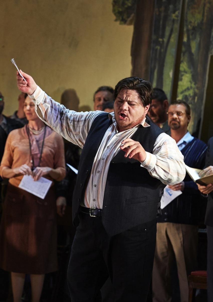 Diego Torre, Opera Australia