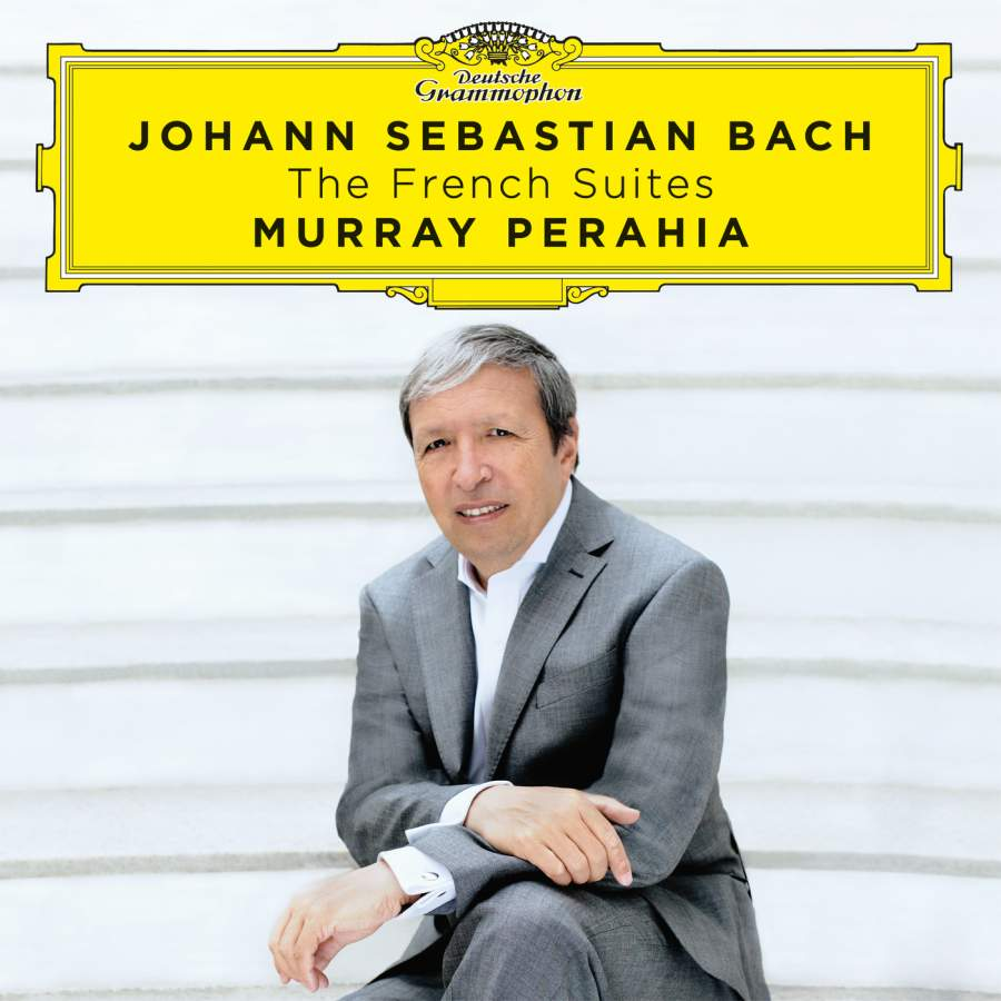 Bach, The French Suites, Murray Perahia