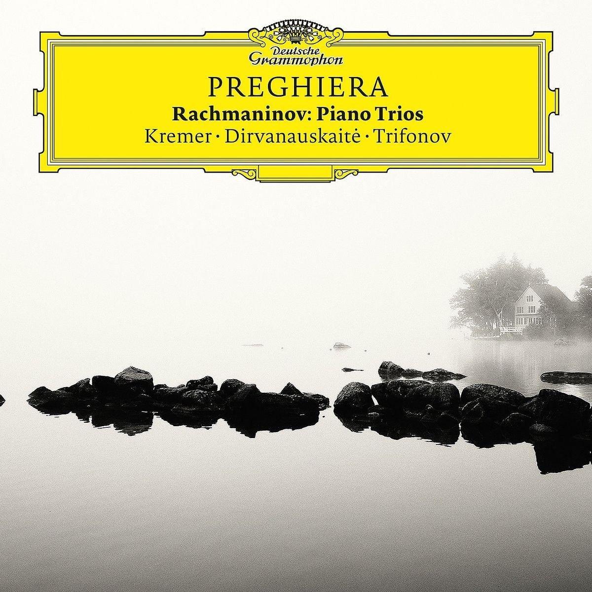Rachmaninov Piano Trios Trifonov