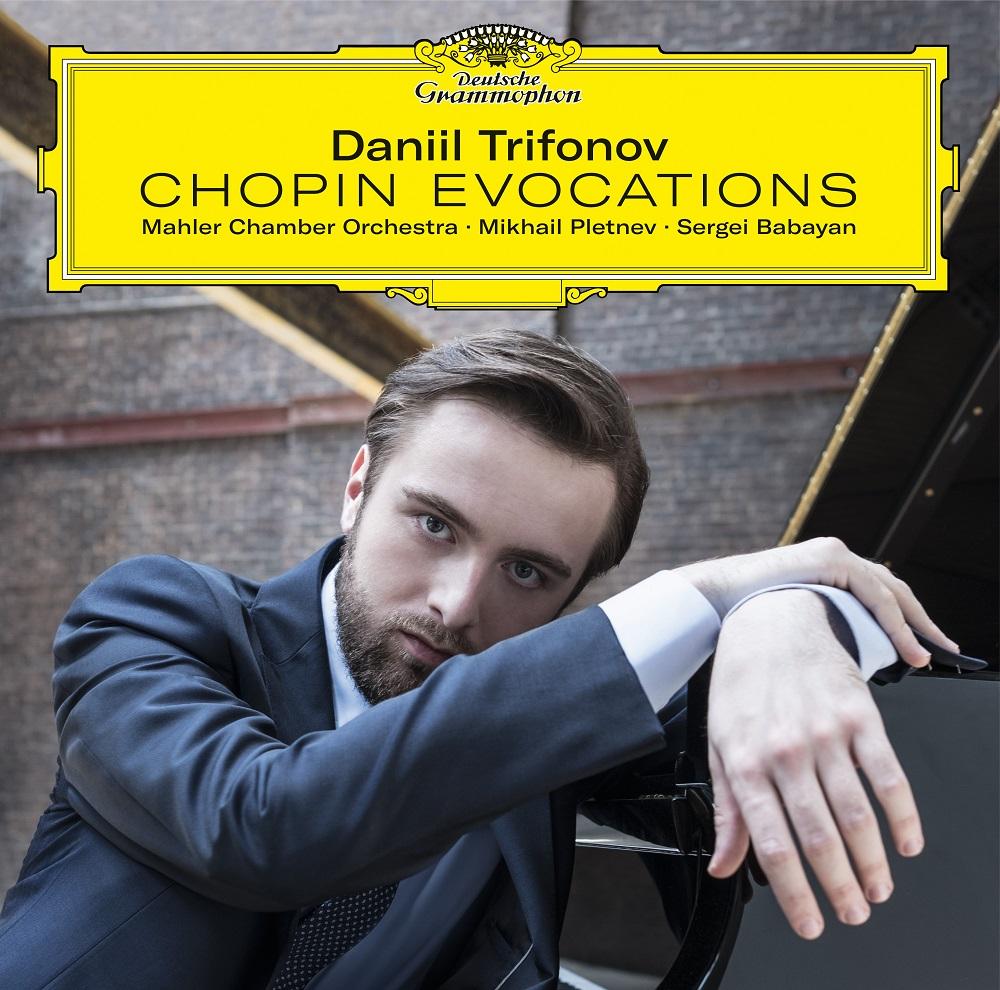 Chopin Evocations, Trifonov, Daniil Trifonov