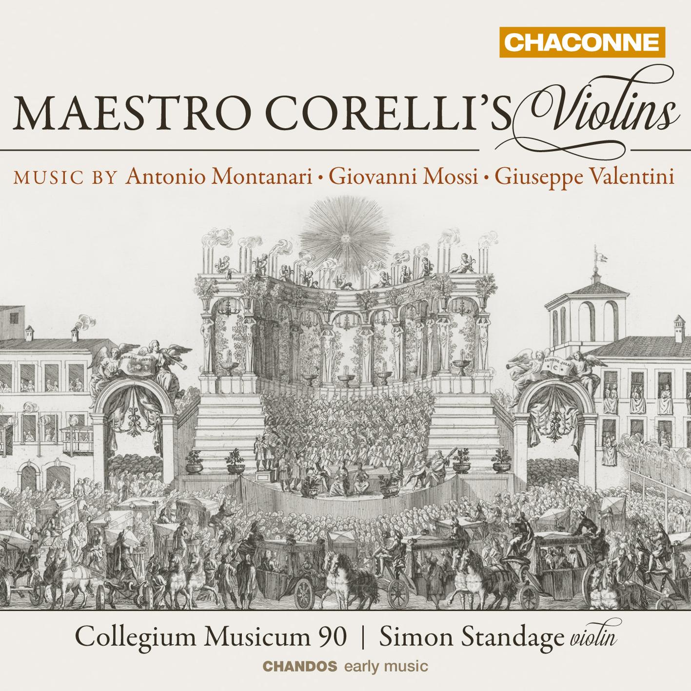Collegium Musicum 90, Chandos