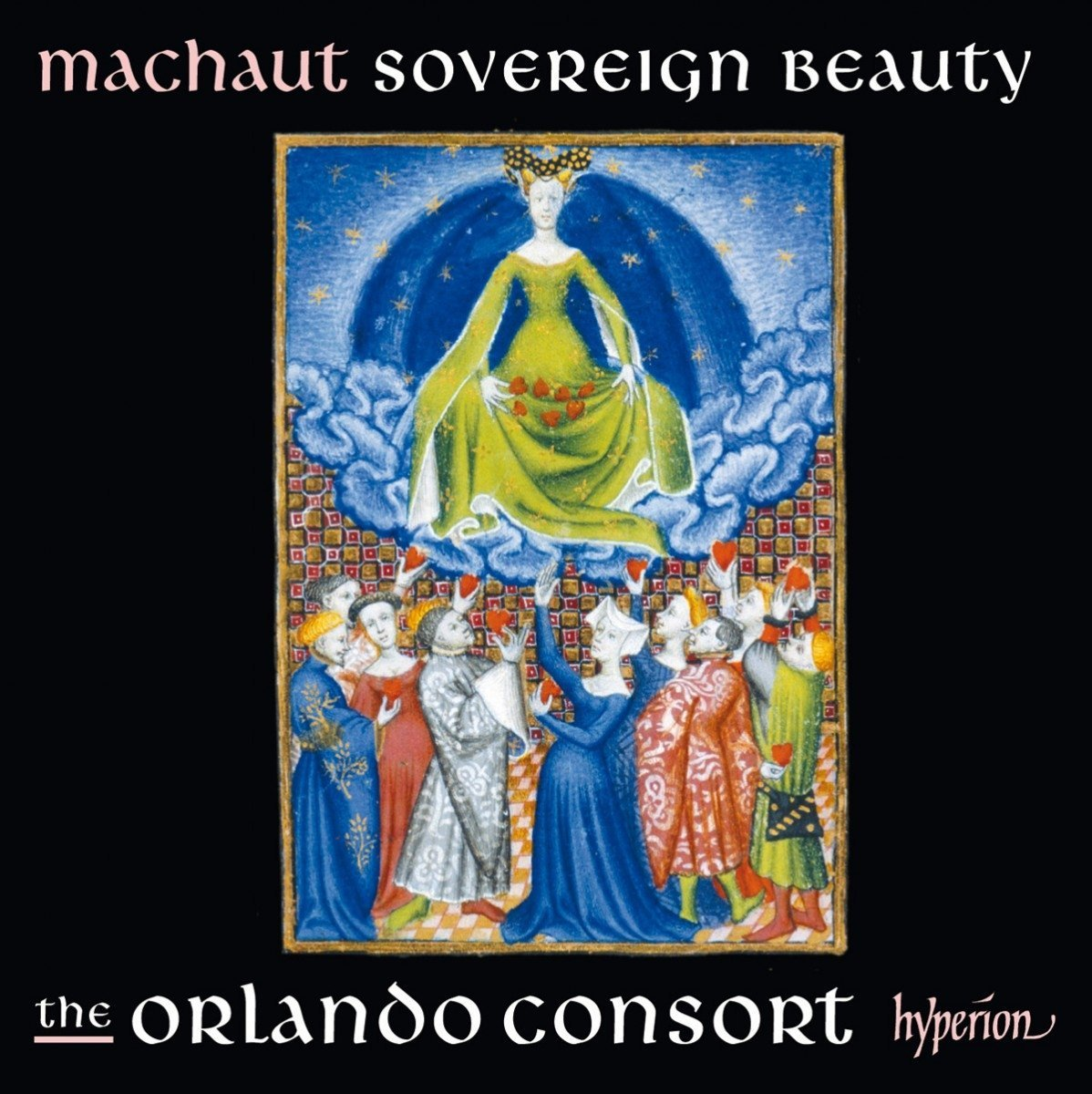 Machaut, Sovereign Beauty