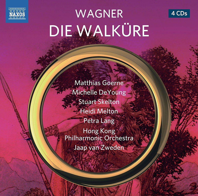Wagner, Die Walküre, Naxos