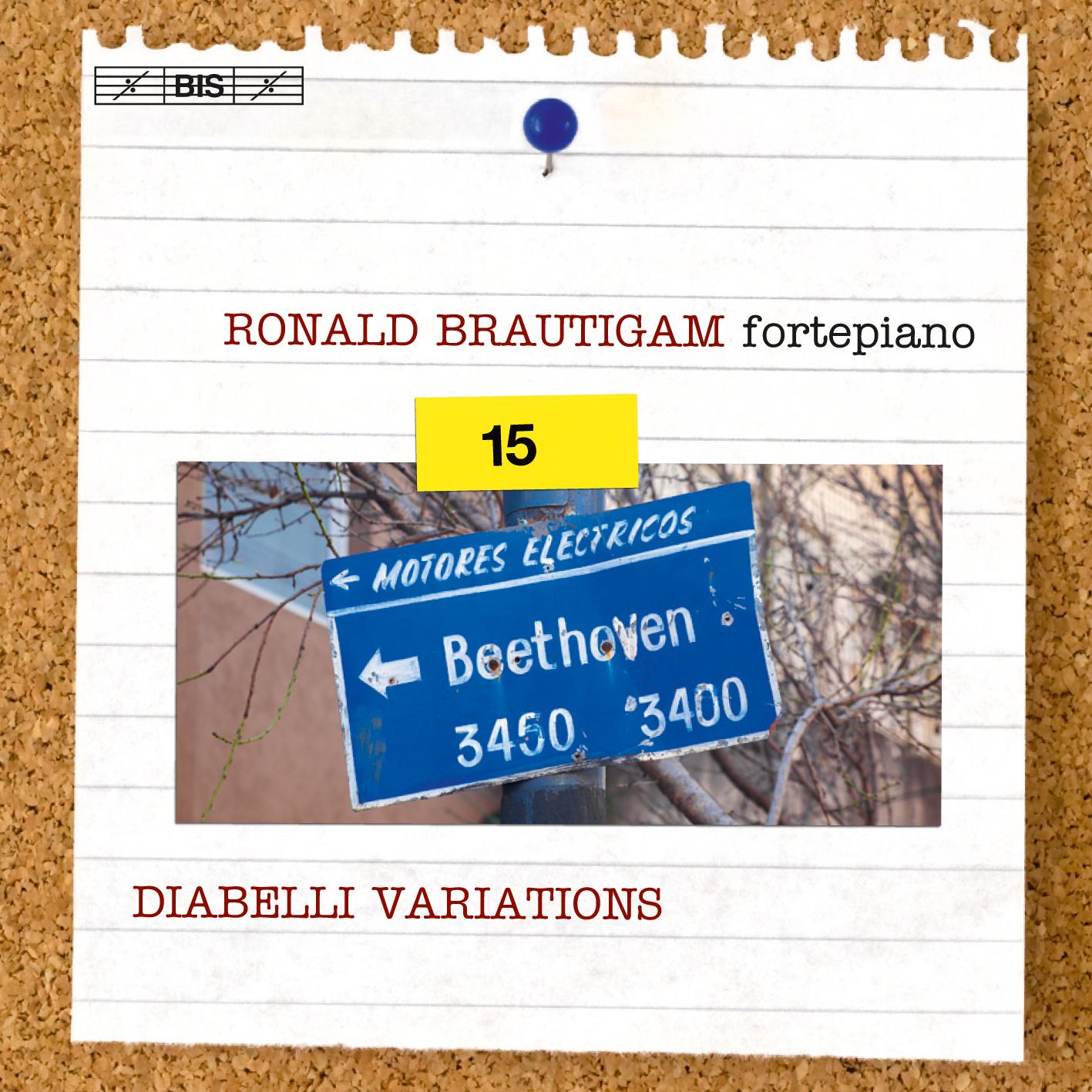 Beethoven, Diabelli Variations, Roland Brautigam