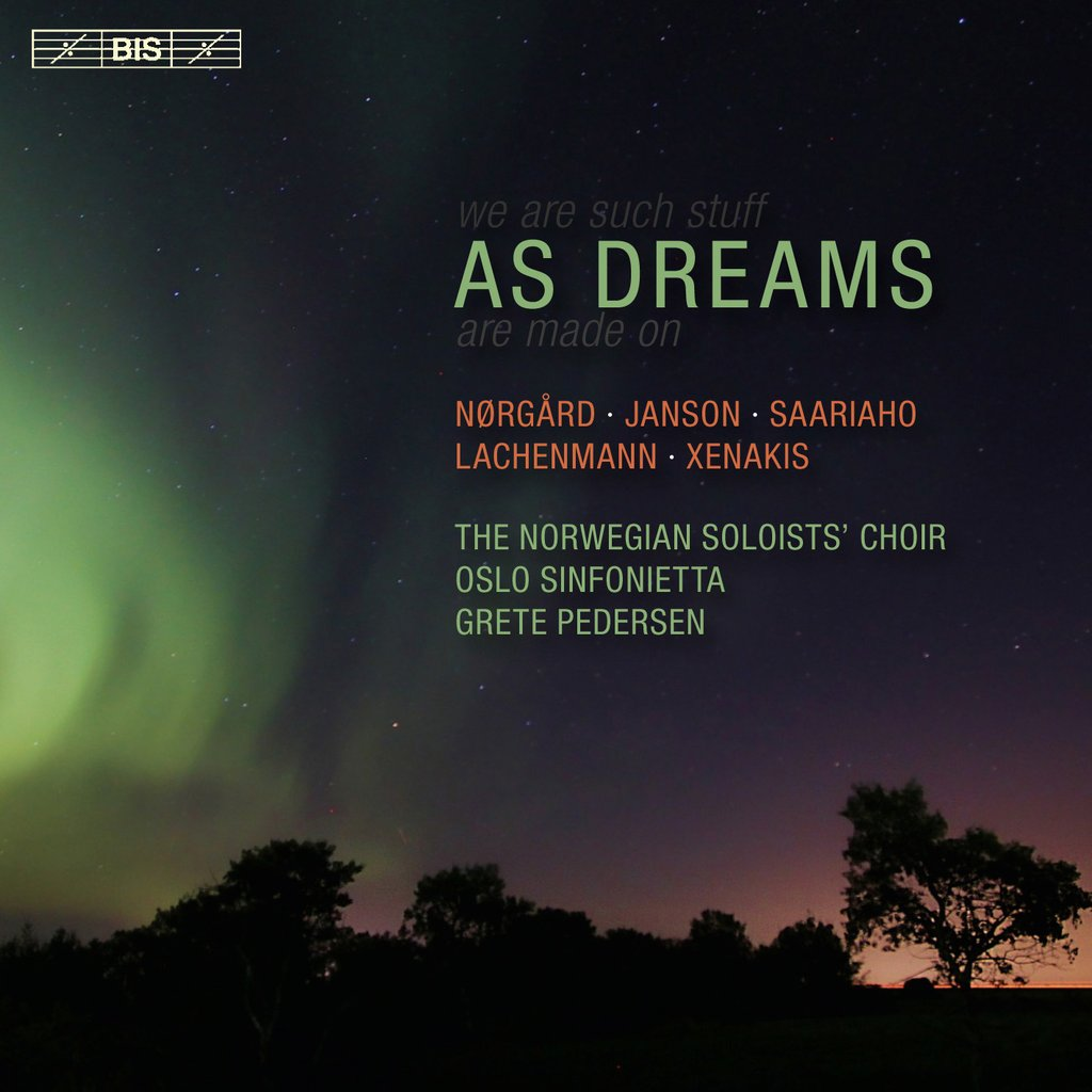 As Dreams, Norwegian Soloists Choir