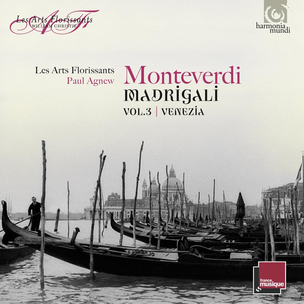 Monteverdi, Madrigals, Les Arts Florissants