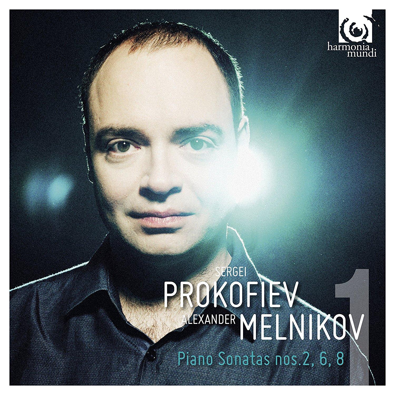 Alexander Melnikov, Prokofiev, Piano Sonatas