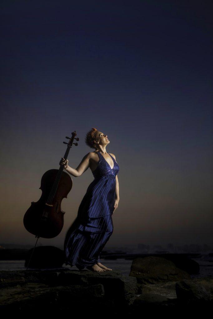 Louise King, Cellist
