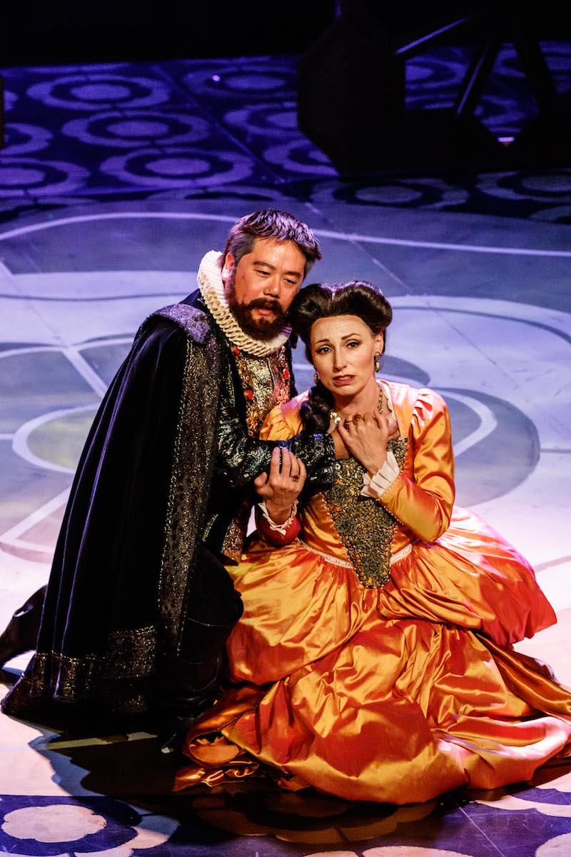 Melbourne Opera, Roberto Devereux
