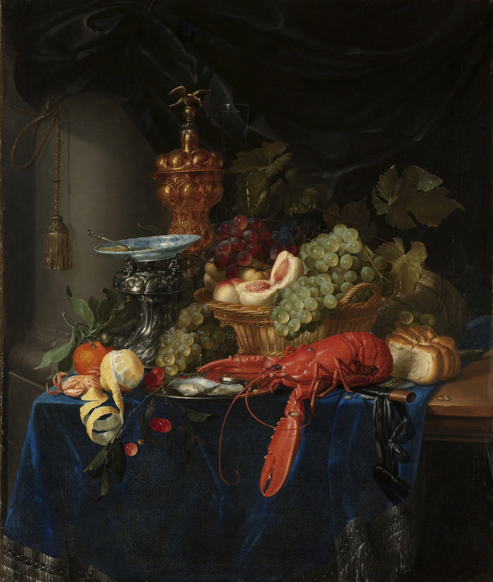 Rembrandt, Dutch Golden Age