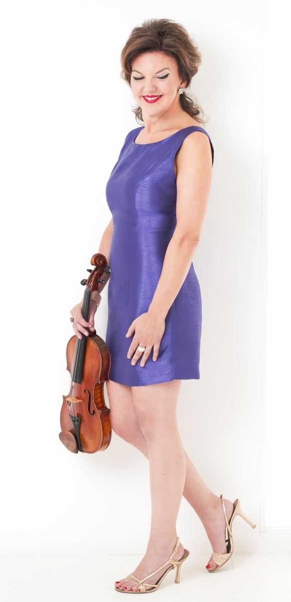 Tasmin Little, violin