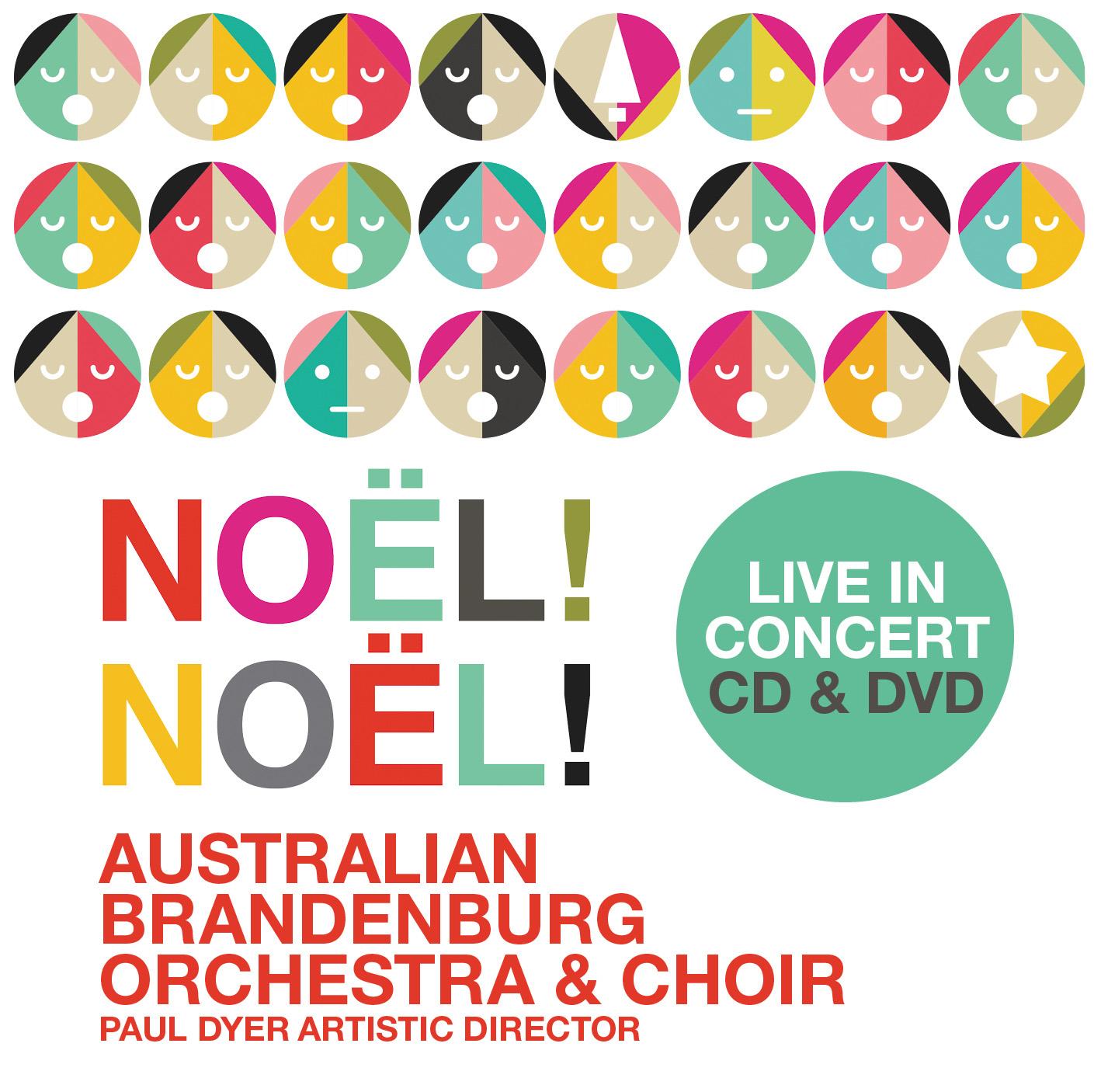 Noël! Noël! Live In Concert (Australian Brandenburg Orchestra ...
